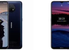 В России начались продажи смартфонов Nokia C20 и Nokia G10