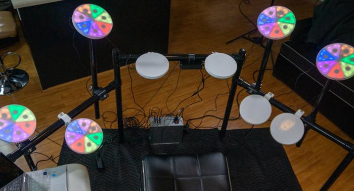 Air Tap Drums