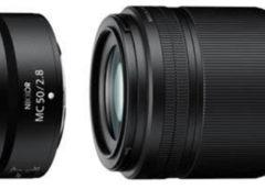 Представлены два макрообъектива серии Nikon Z: NIKKOR Z MC 105mm f/2.8 VR S