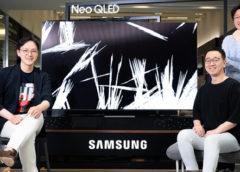 Звуковые технологии в ультратонких телевизорах Samsung Neo QLED 8K