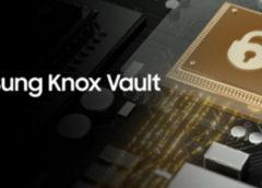 Платформа Samsung Knox Vault  новый уровень безопасности для смартфонов серии Galaxy S21