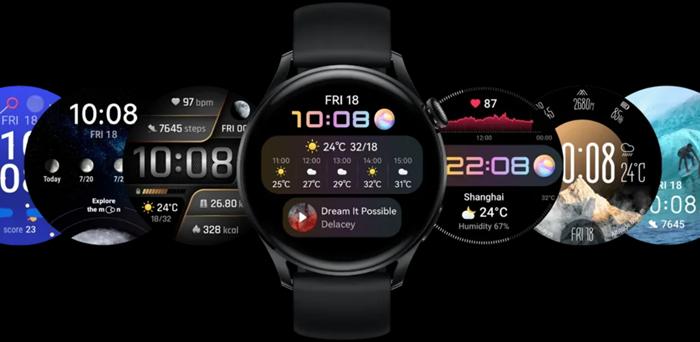 Huawei объявляет о старте продаж смарт-часов серии HUAWEI WATCH 3 в России