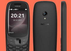 В России начались продажи телефона Nokia 6310