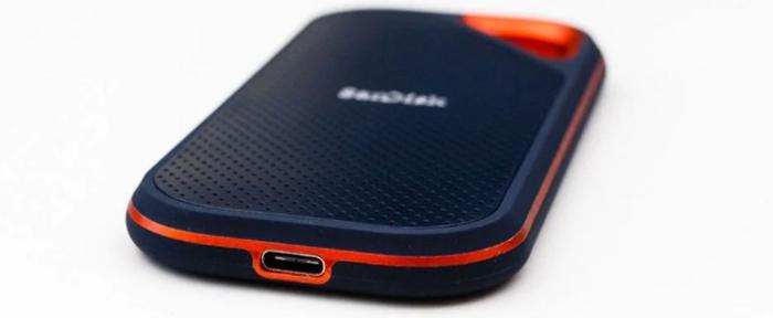 Western Digital SanDisk Extreme PRO Portable V2